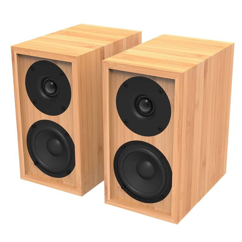 IFi Retro LS35 Bookshelf Speakers