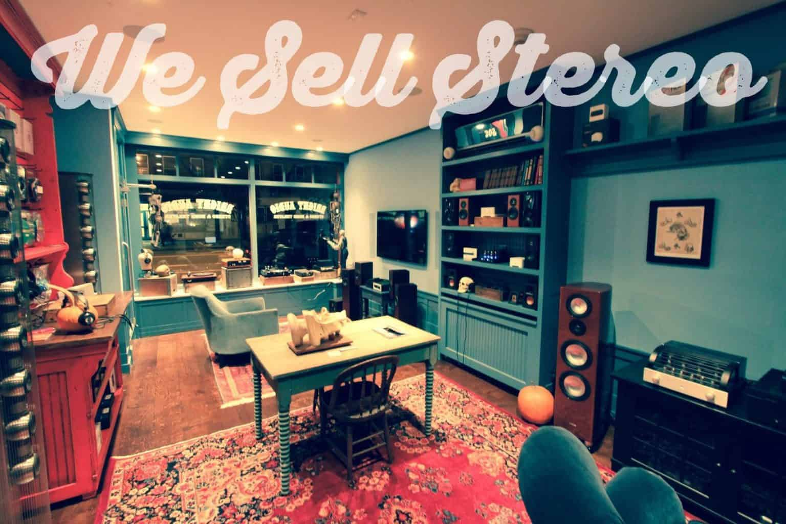 We Sell Stereo