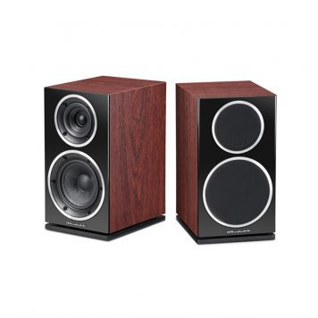Wharfedale Diamond 220 - Rosewood Pair