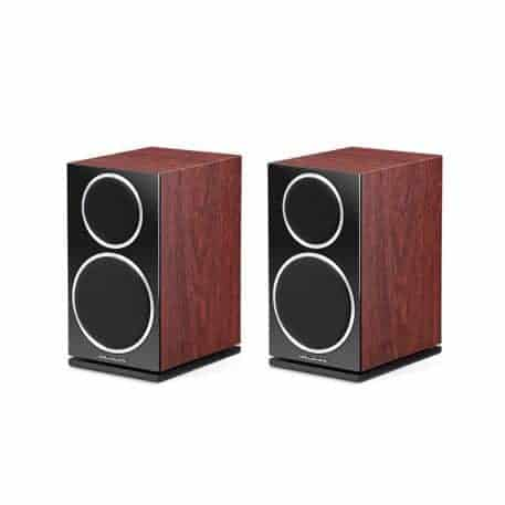Wharfedale Diamond 220 - Rosewood Pair With Grills