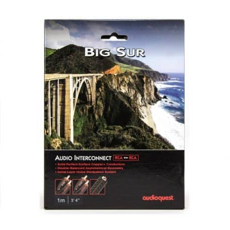 AudioQuest Big Sur
